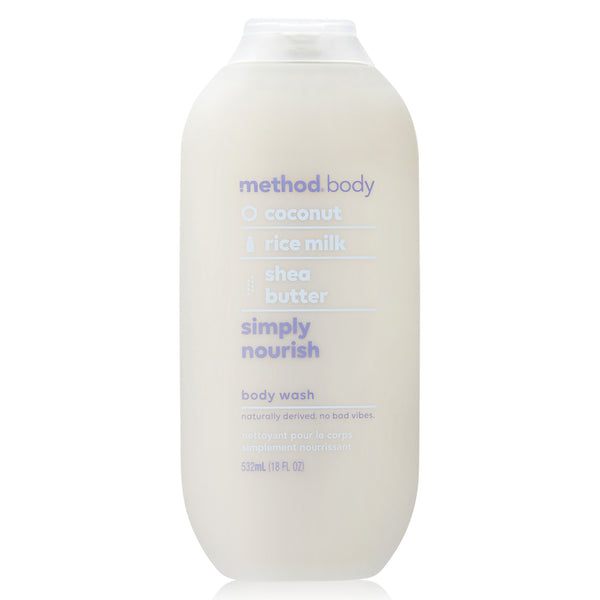 method body simply nourish 532ml