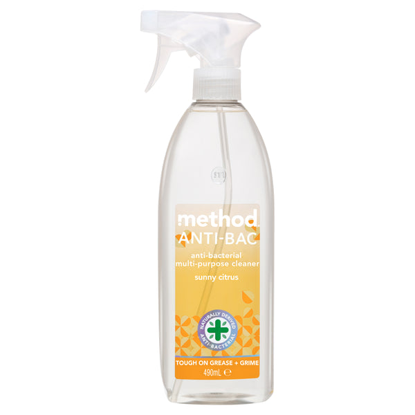 anti-bac multi-purpose cleaner sunny citrus 490ml