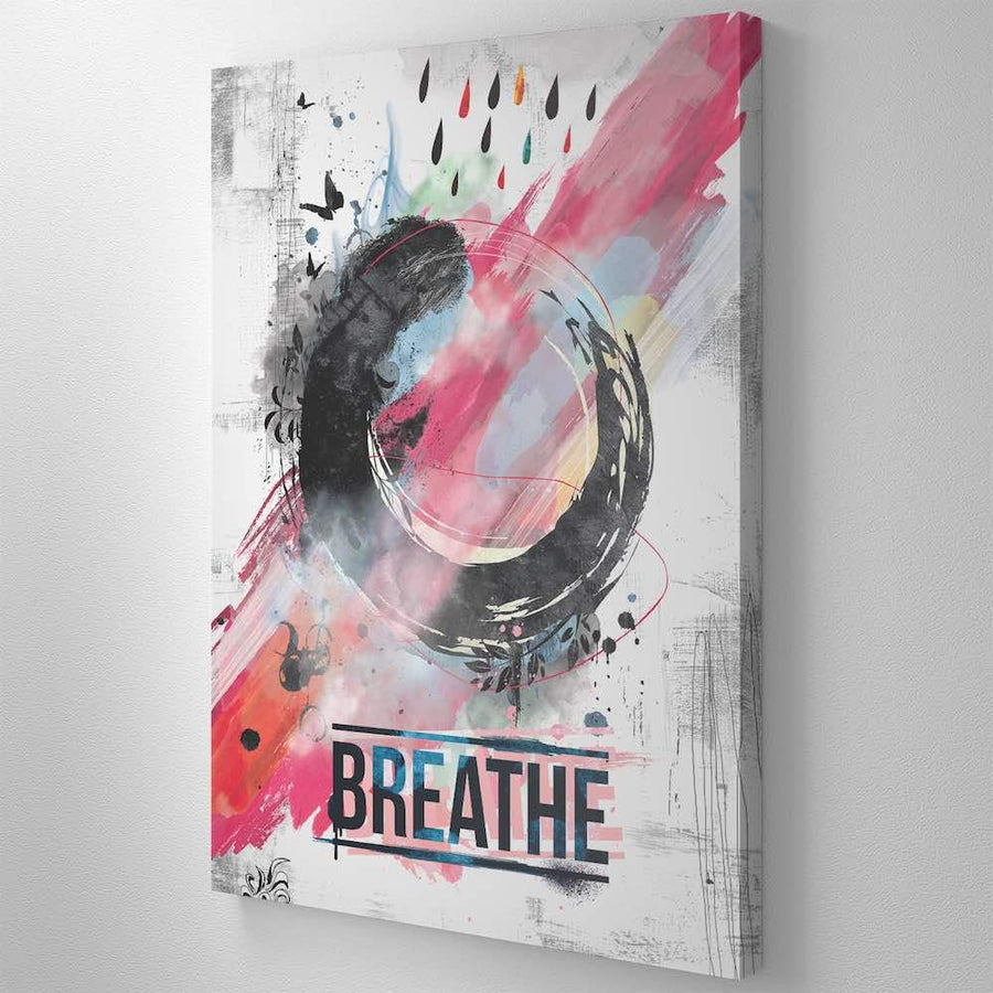 Enso Breathe Canvas