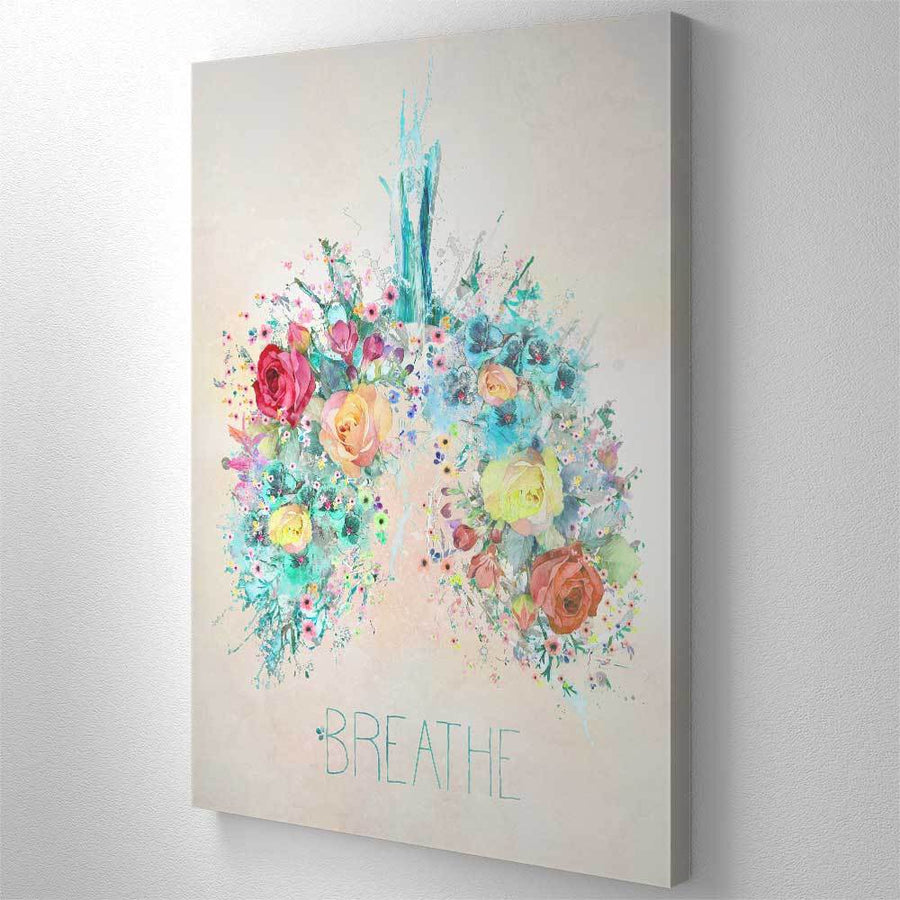 Breath Of Life Canvas