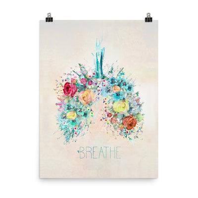 Breath of Life Art Print