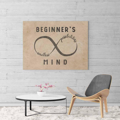 Beginner's Mind Canvas