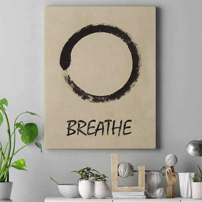 Enso Breathe II Canvas
