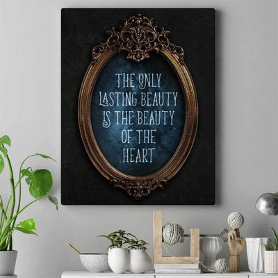 Lasting Beauty Canvas