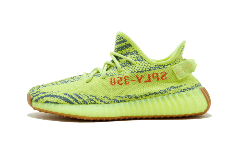 Yeezy 350 Boost V2 Semi Frozen Yellow