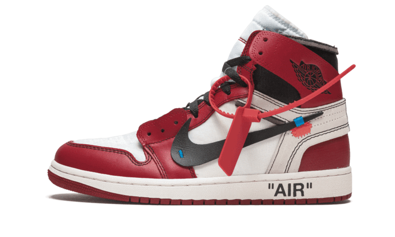 "Air Jordan 1 Retro High Off-White Chicago ""The Ten"""