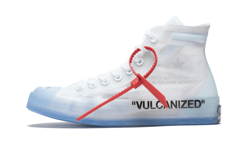 Chuck Taylor All-Star Hi Off-White