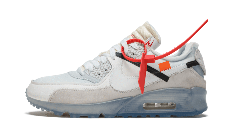 "Air Max 90 Off-White ""The Ten"""
