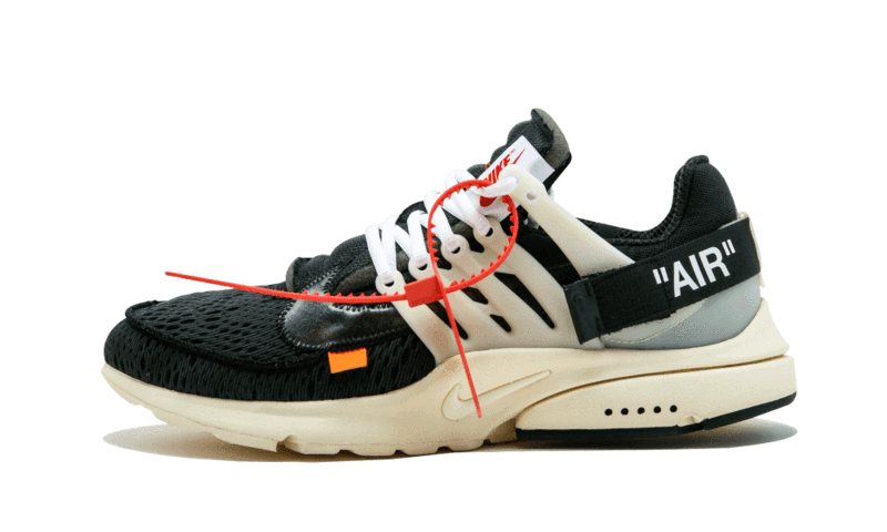"Air Presto Off-White ""The Ten"""