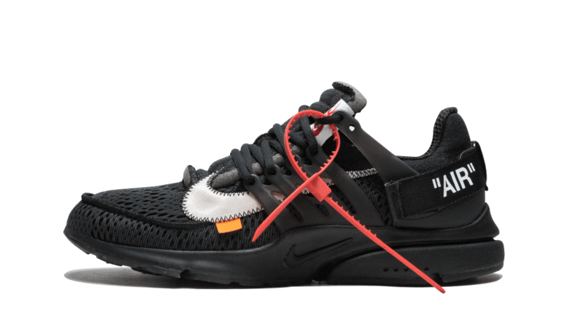Air Presto Off-White Black