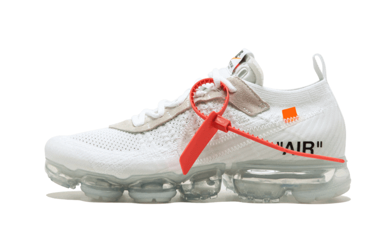 Air Vapormax Off-White White 2018