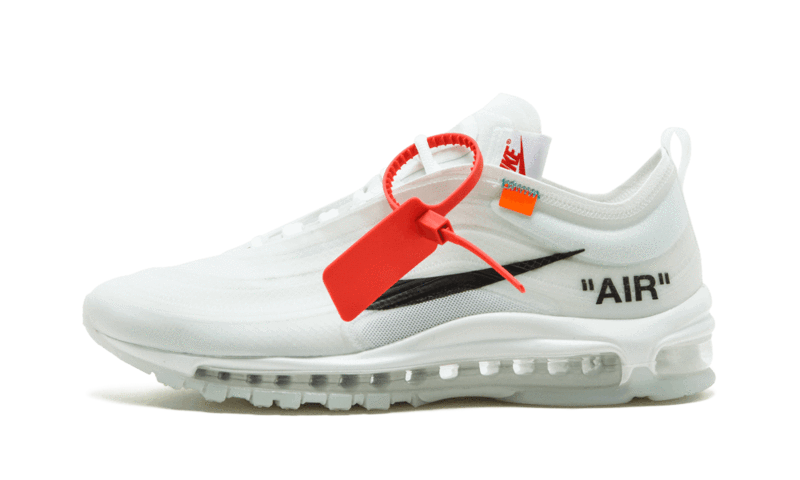 "Nike Air Max 97 Off-White ""The Ten"""