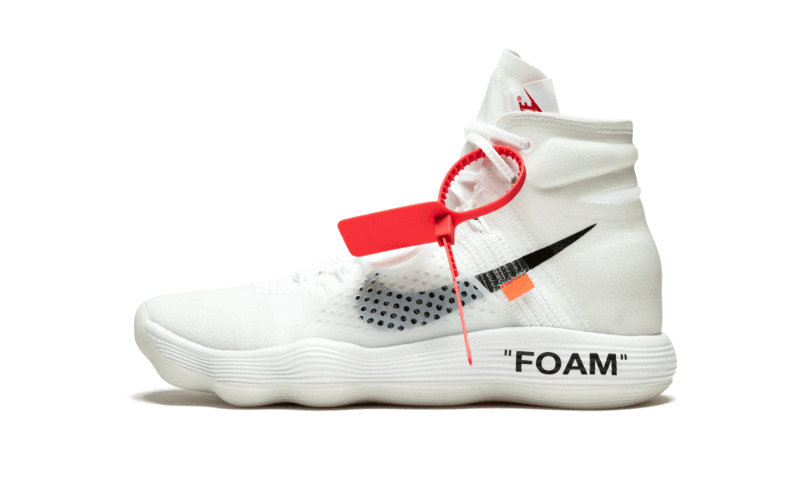 "Hyperdunk Off-White ""The Ten"""