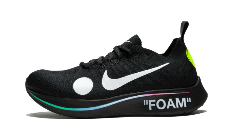 Zoom Fly Mercurial Off-White Black