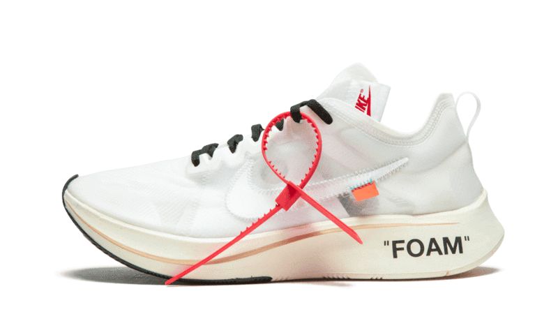 "Zoom Fly Off-White ""The Ten"""