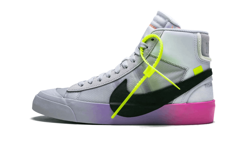 Nike Off-White The 10: Nike Blazer Mid
