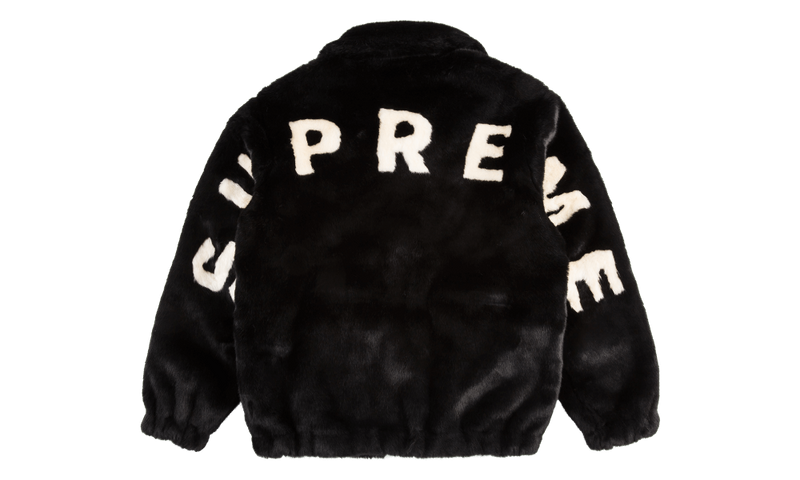 Supreme Faux Fur Bomber Jacket