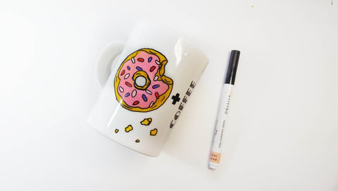 donut painting