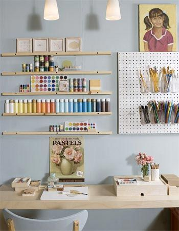art supplies organization