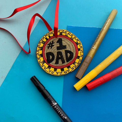 Medal for dad