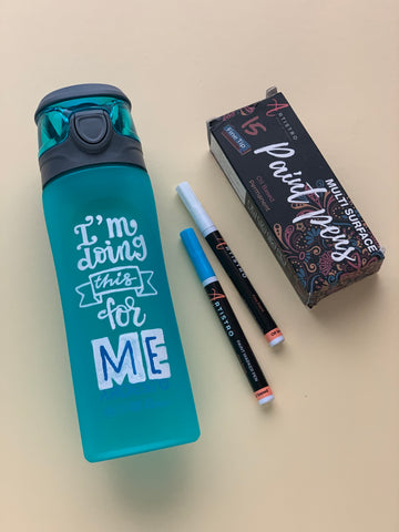 The best Muse ever water bottle design