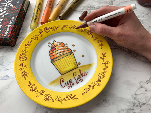 baking day painting ideas