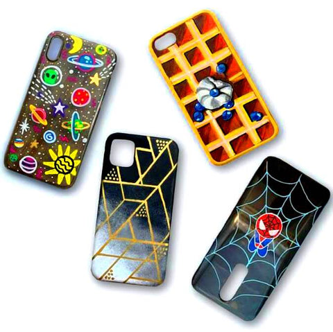 the best creative painting phone case ideas