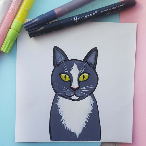 Collecting CATlikes drawing