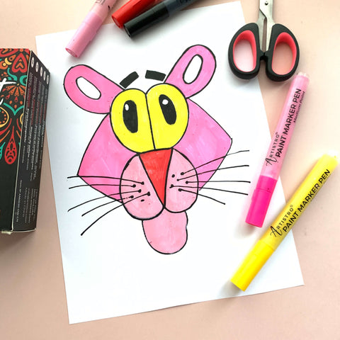 Detective Pink Panther