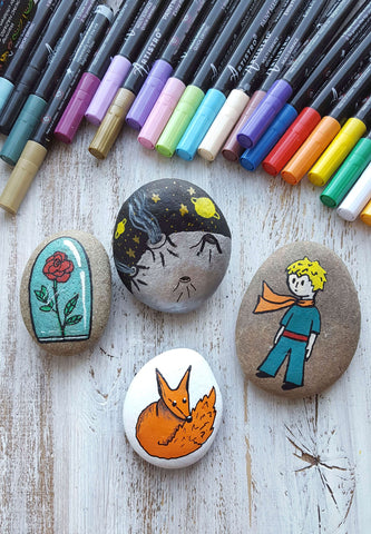 The Little Prince Story Stones