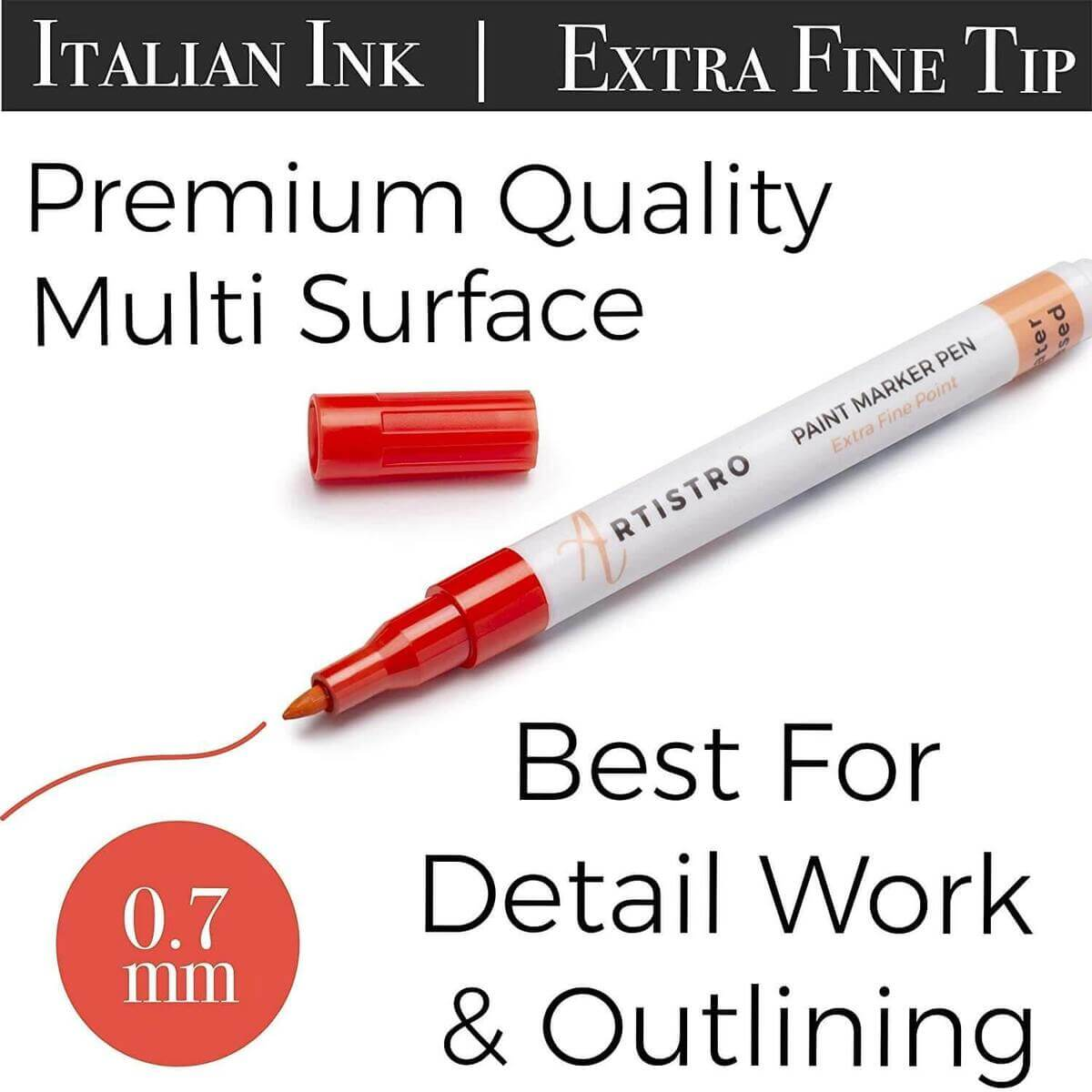 extra fine point paint pens