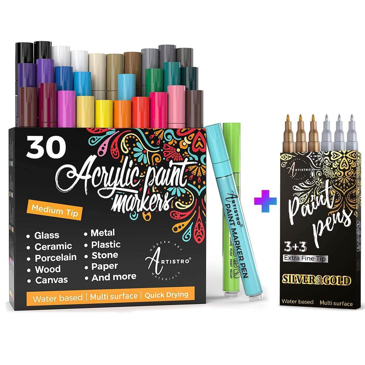 artistro paint markers