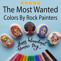 acrylic paint pens for rocks
