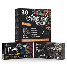 acrylic paint pen bundle