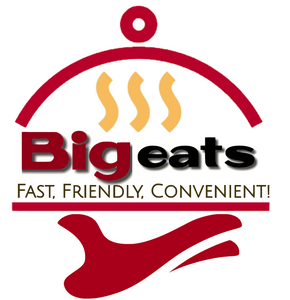 Big Eats Delivery Logo