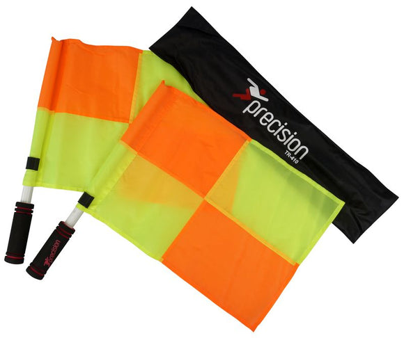 Precision Linesman Flag Set - For Coaches Ltd