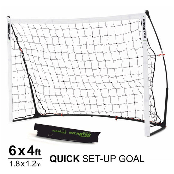 Kickster Academy 6 x 4 ft Football Goal - For Coaches Ltd