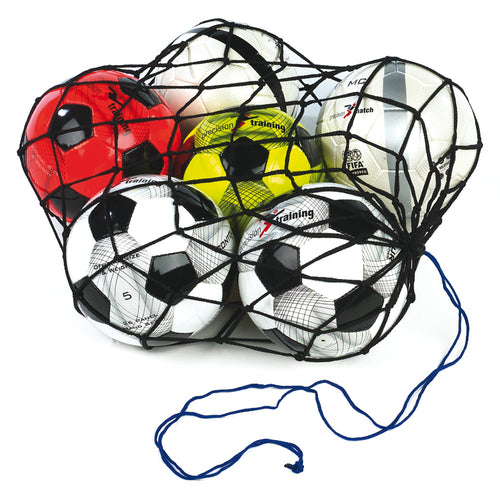 Precision Football Carry Net - 12 Ball - For Coaches Ltd