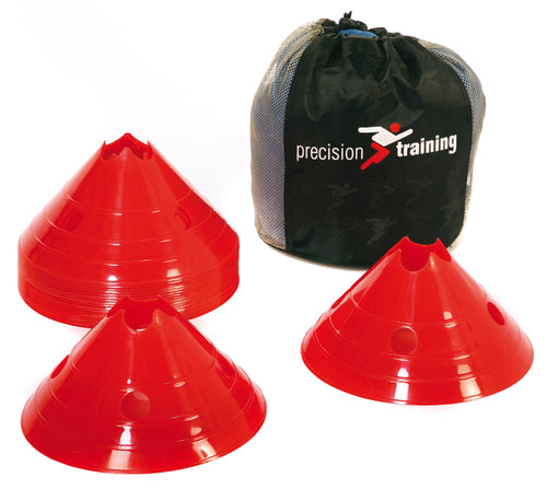Precision Giant Saucer Cone (Set of 20) - For Coaches Ltd