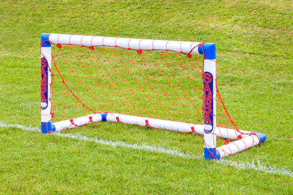 Samba Target Football Goal 4' x 2 ft - Locking - For Coaches Ltd