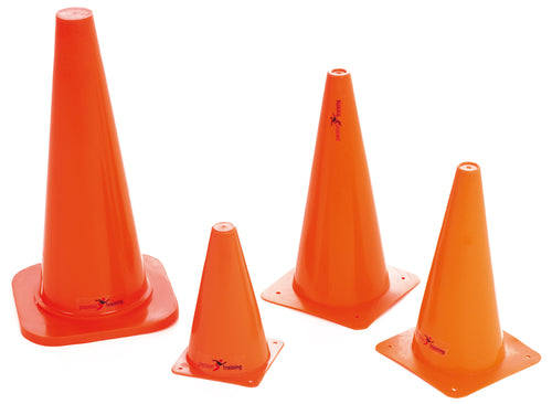Precision Traffic Cones (Set of 4) - For Coaches Ltd