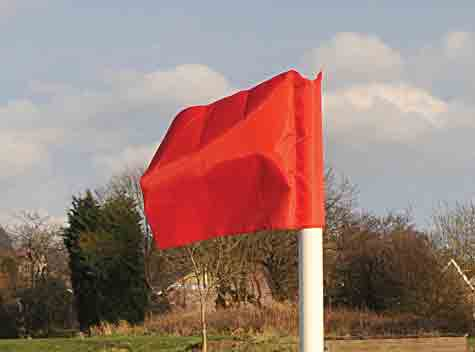 Precision Pro Corner Flag - For Coaches Ltd