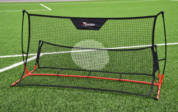 Precision Pro Football Dual Rebounder - For Coaches Ltd
