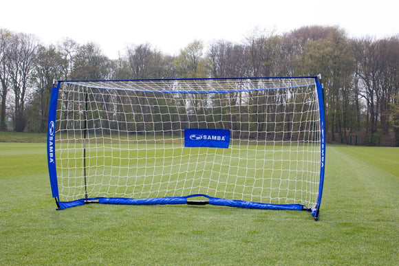 NEW Samba 8 x 6 Speed Football Goal - For Coaches Ltd