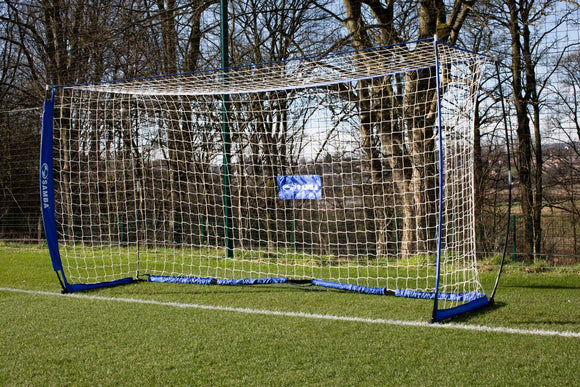 NEW Samba 12 x 6 Speed Football Goal - For Coaches Ltd