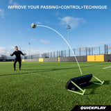 Quickplay Replay Rebounder Station - For Coaches Ltd