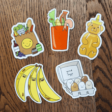 Load image into Gallery viewer, Sweet Treats Sticker Pack