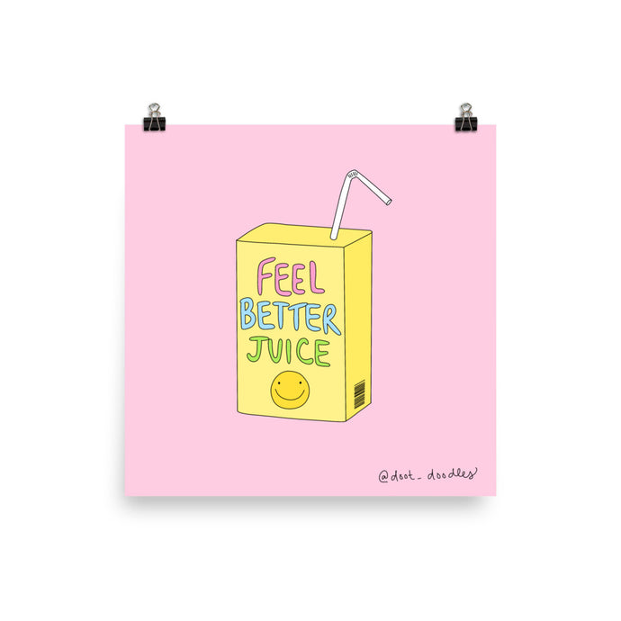 Feel Better Juice