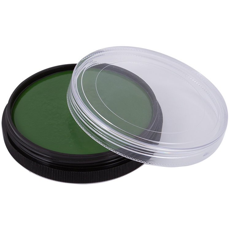 Mehron Foundation Greasepaint Green - The Make Up Center