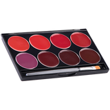 Mehron L.I.P. Color Cream Palette Night - The Make Up Center